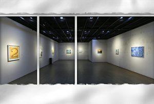 청색회展(금련산 갤러리)_20200811