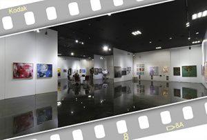 국제예술교류협회展(갤러리 더 블루)_20210901
